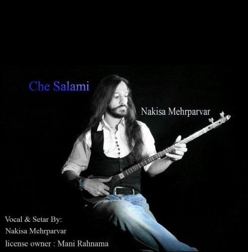 دانلود آهنگ جدید نکیسا مهرپرور به نام چه سلامی