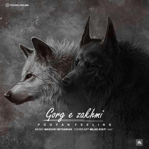 دانلود آهنگ جدید پویان فیلینگ به نام گرگ زخمی