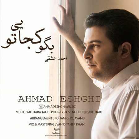 دانلود آهنگ جدید احمد عشقی به نام بگو کجایی تو