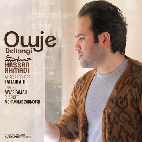 دانلود آهنگ جدید حسن احمدی به نام اوج دلتنگی