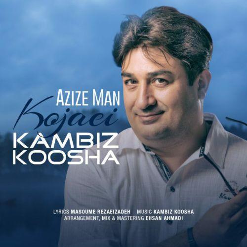 دانلود آهنگ جدید کامبیز کوشا به نام عزیز من کجایی