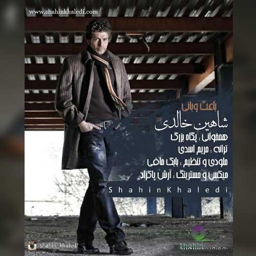 دانلود آهنگ جدید شاهین خالدی به نام باعث و بانی