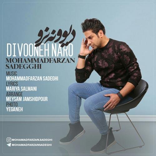 دانلود آهنگ جدید محمد فرزان صادقی به نام دیوونه نرو