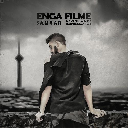 دانلود آهنگ جدید سامیار به نام انگا فیلمه