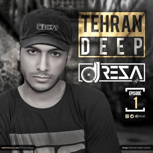 دانلود آهنگ جدید دی جی رضا به نام Tehrandeep 01