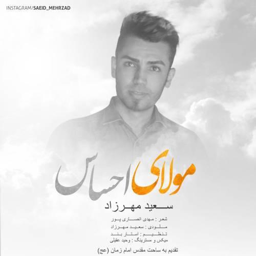 دانلود آهنگ جدید سعید مهرزاد به نام مولای احساس