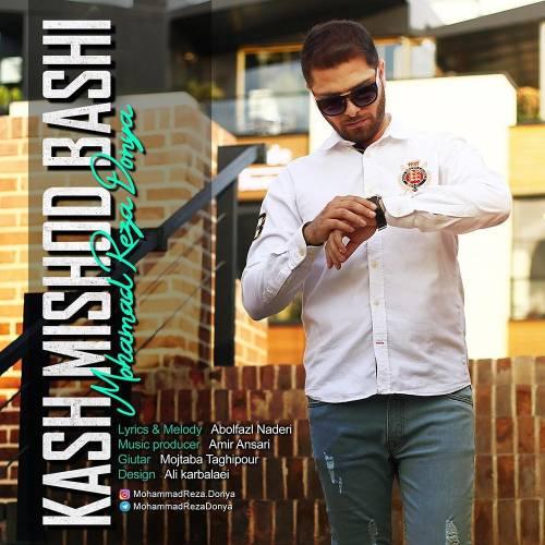 دانلود آهنگ جدید محمدرضا دنیا به نام کاش میشد باشی