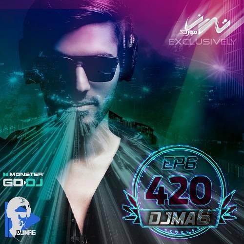 دانلود آهنگ جدید DJMA6 به نام ۴۲۰ EP6_01