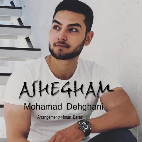 دانلود آهنگ جدید محمد دهقانی به نام عاشقم
